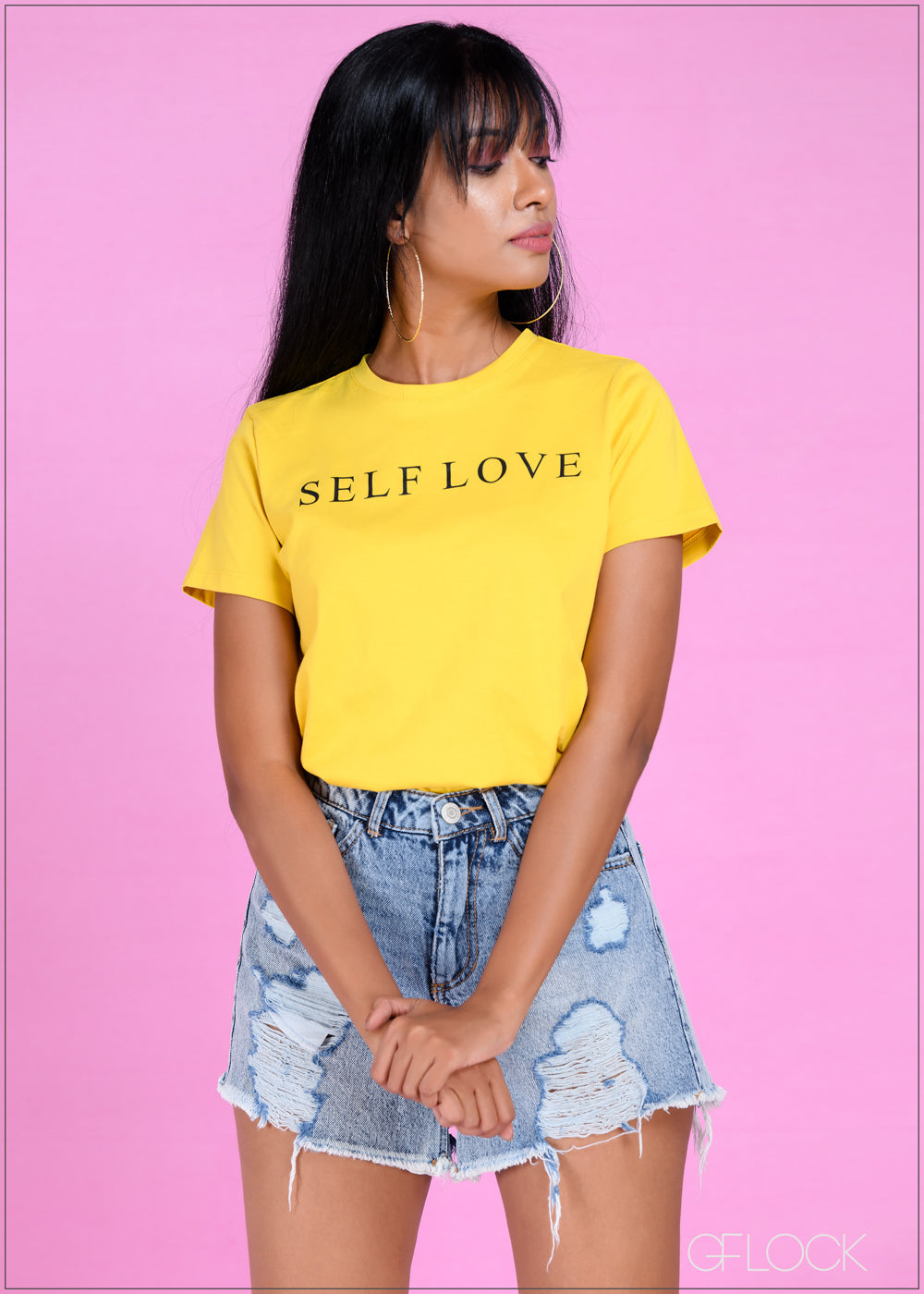 Self Love - Graphic Tee - Knit 1011