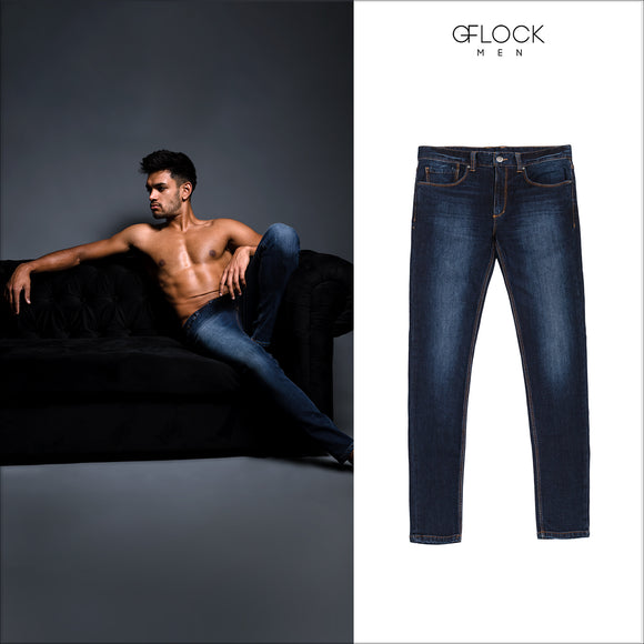 Dark Washed Jean - GFLOCK.LK