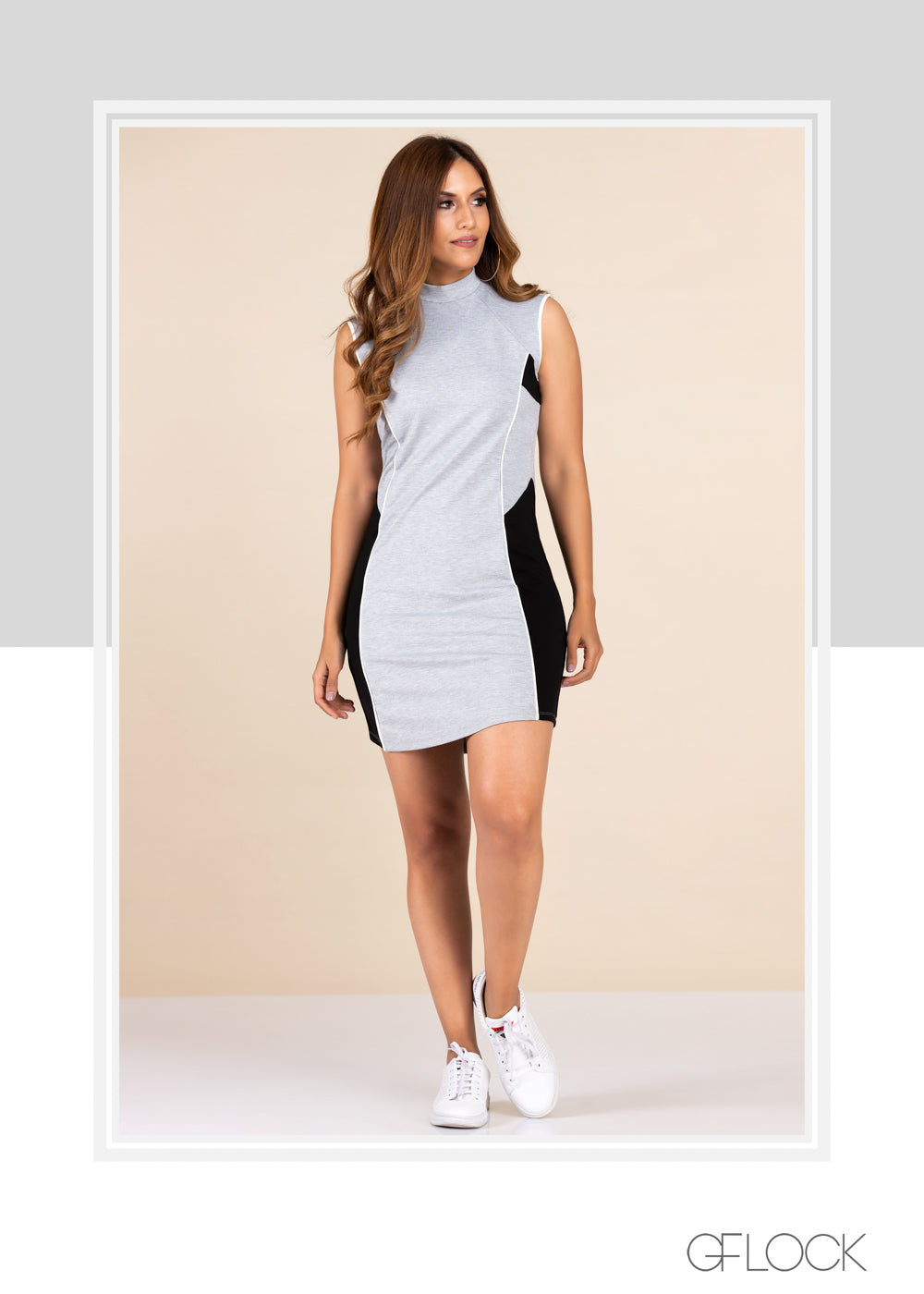 Sleeveless Dress - GFLOCK.LK
