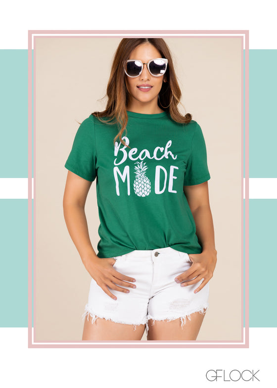 Beach Mode Top - GFLOCK.LK