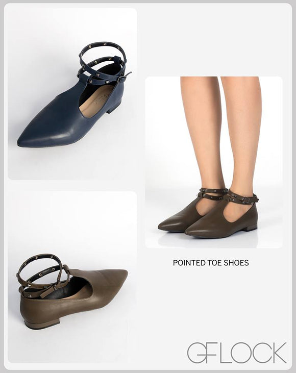 Pointed Toe Shoe