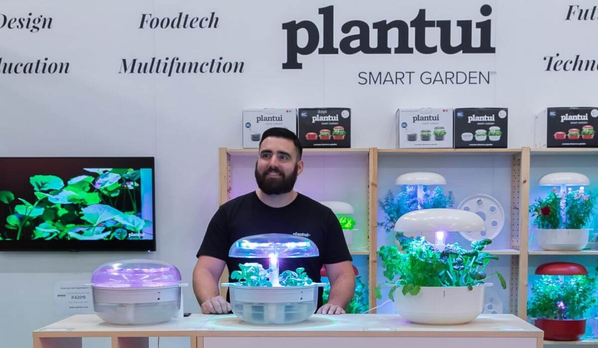 Plantui IFA Smart Home Fair 2019