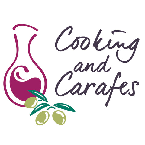 Cooking and Carafes Logo
