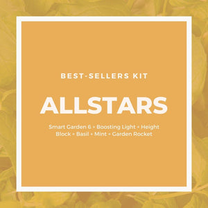 Plantui Allstars Best-Sellers Kit Main