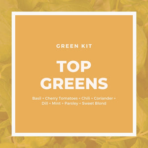 Plantui Green Kit Top Greens