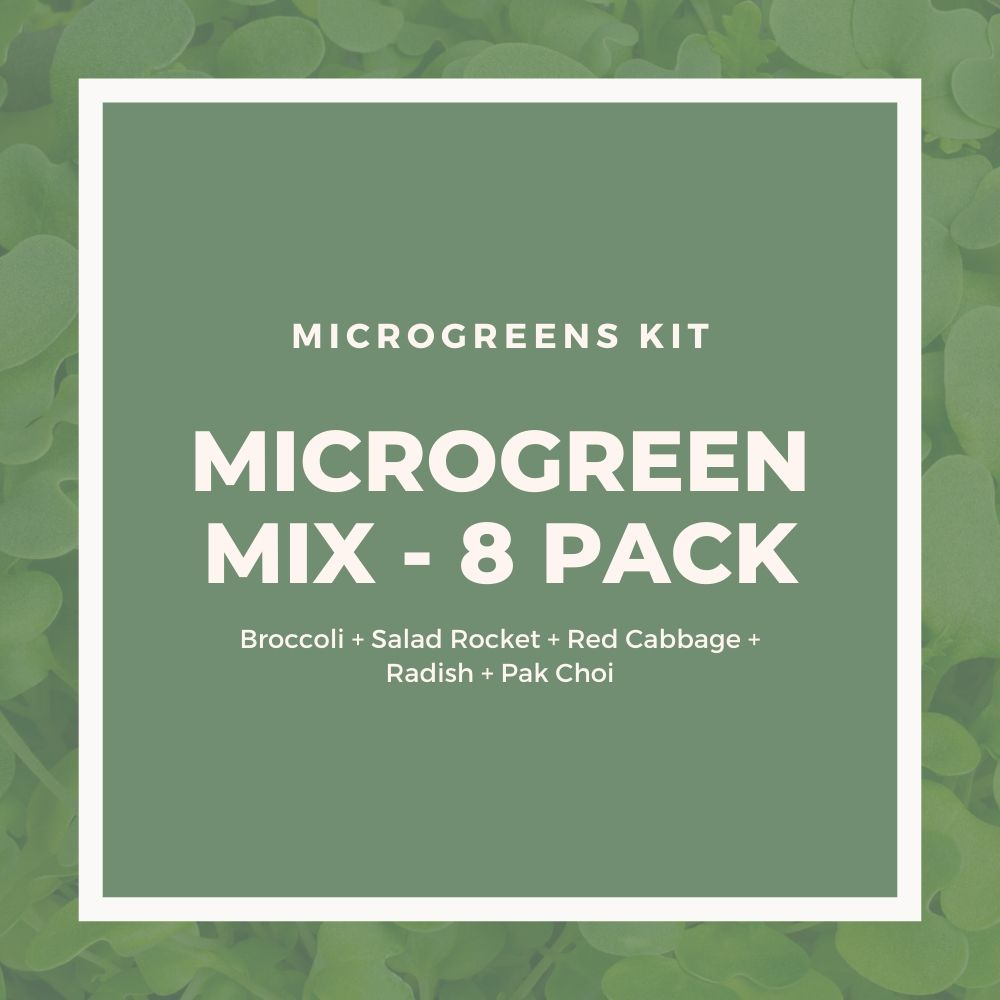 Microgreen Mix - 8 Pack