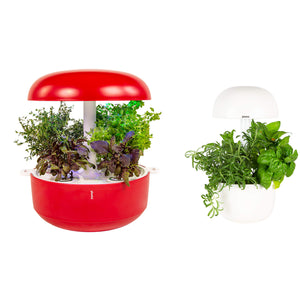 Plantui Smart Garden Duo Bundle Red
