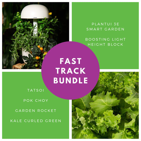 Plantui Smart Garden Fast Track Bundle Main