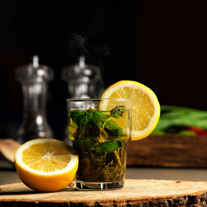 Plantui Mint Herb Recipe Tea