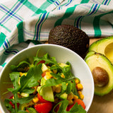 Plantui Wild Rocket Salad Recipe Avocado