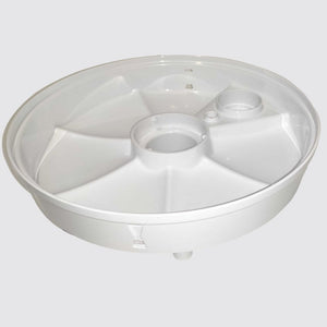 Water Tray White