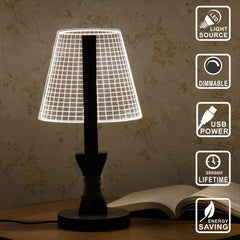 NEW 3D LED Decor Lamp