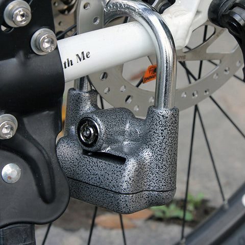 Bicycle Alarm - Anti Theft Disc Lock