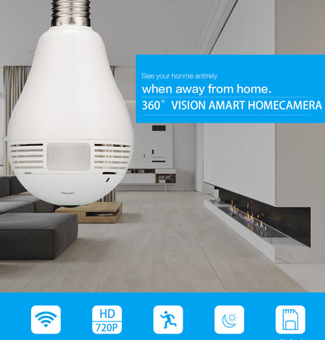 CCTV 360 degree Smart Home Wifi Camera