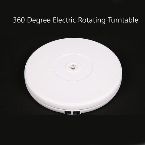 360 Degree Electric Rotating Turntable for Photography