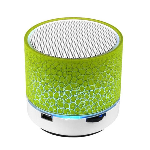 LED Light Bluetooth Speaker