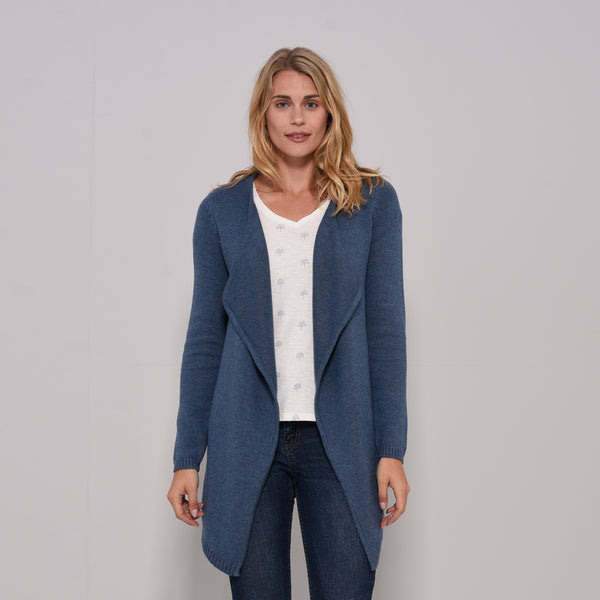 Marl Waterfall Cardigan