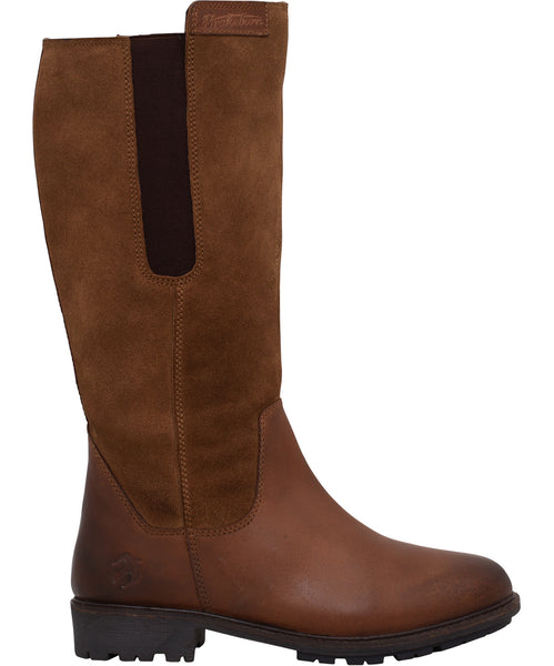 Tall Zip Boot