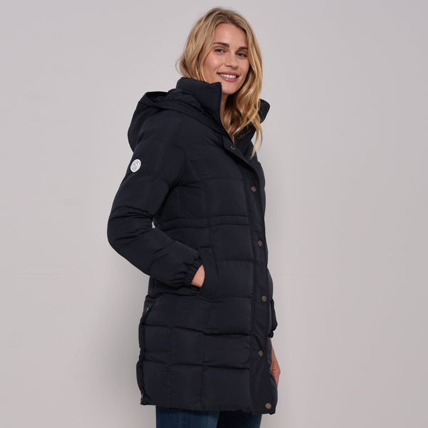 Long Insulated Coat