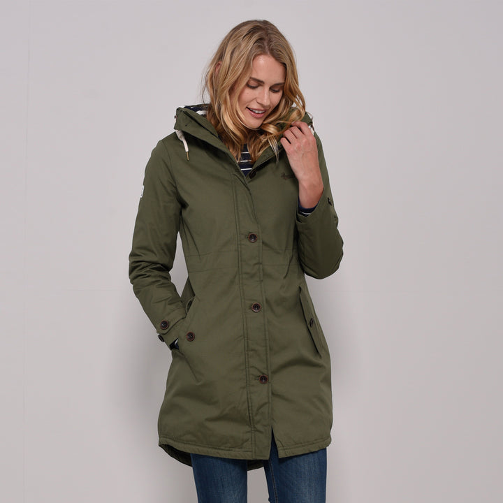 Insulated Parka