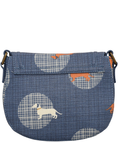 Sausage Dog Small Saddle Bag