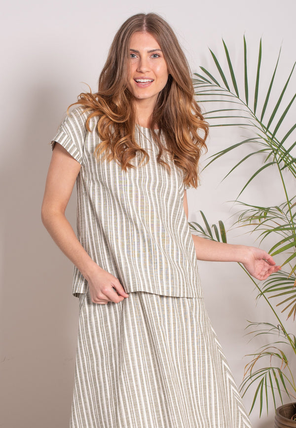 Co-ord Boxy T-Shirt