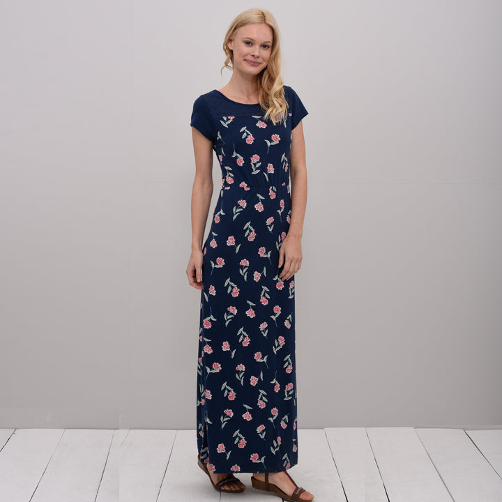 Summer Bloom Maxi Dress