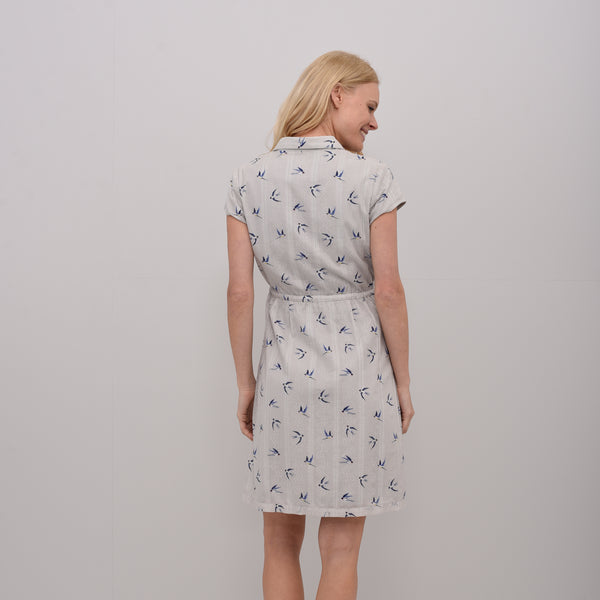Swallows Tea Dress
