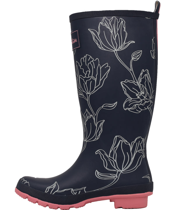 Tulip Welly Navy