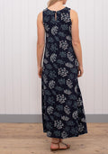 Cow Parsley Maxi Dress