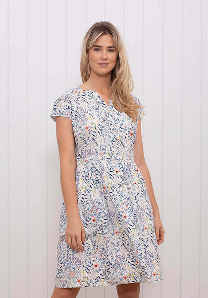 Botanical Summer Dress