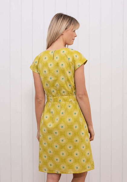 Allium Woven Dress
