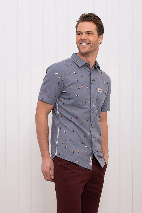 Short Sleeve Surf Shirt