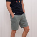 Chino Shorts Blue
