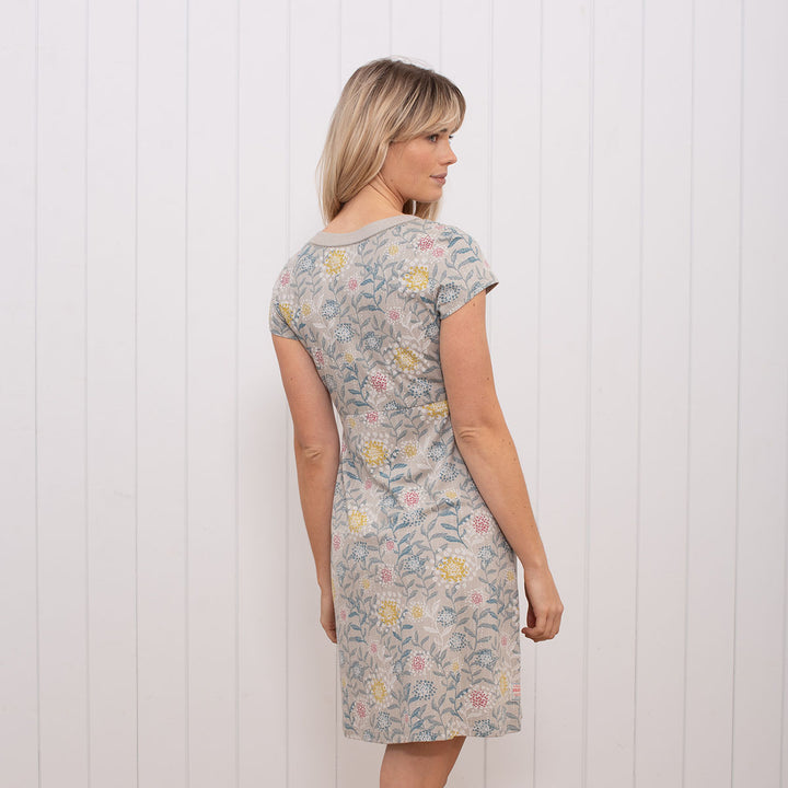 Summer Trail Jersey Dress