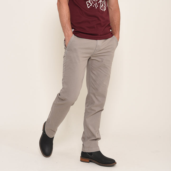 Chino Trousers Grey