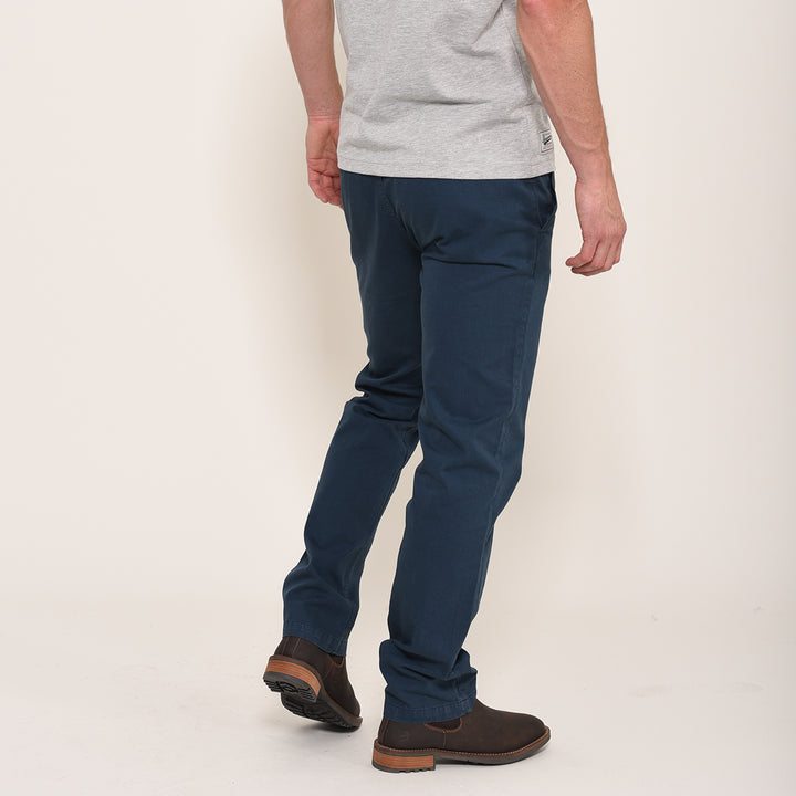 Chino Trousers Blue