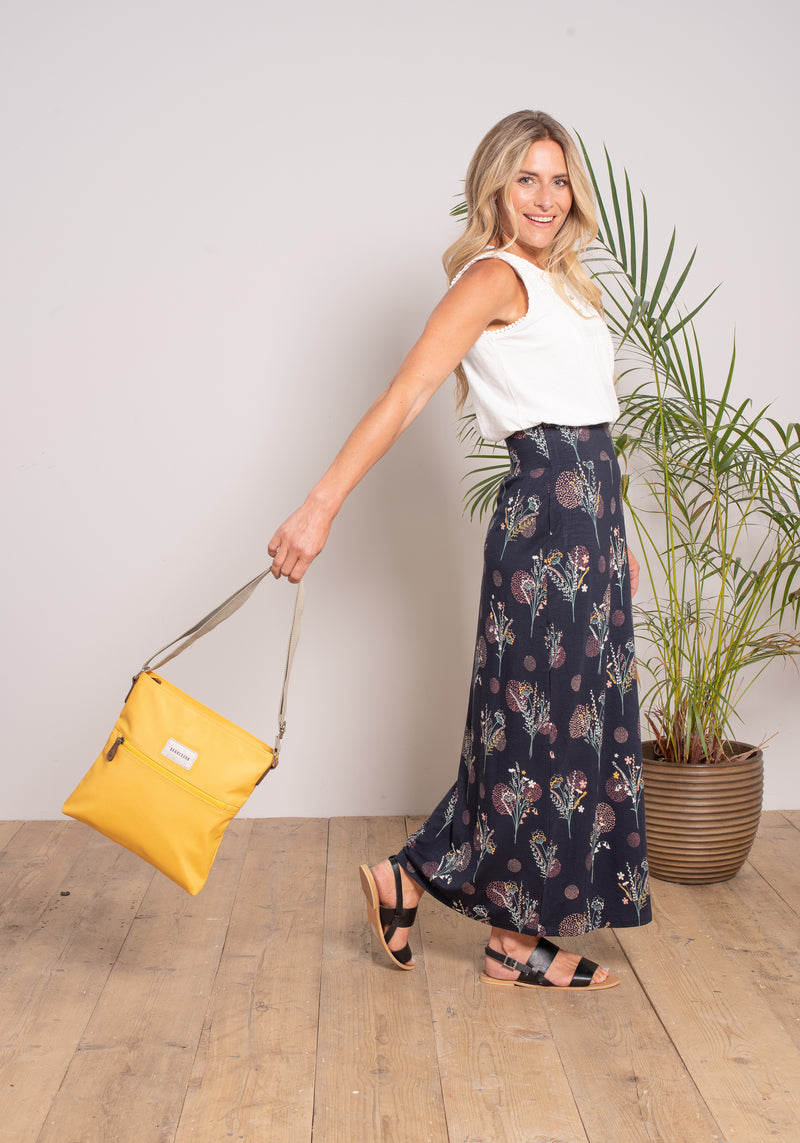 Meadow Flower Maxi Skirt