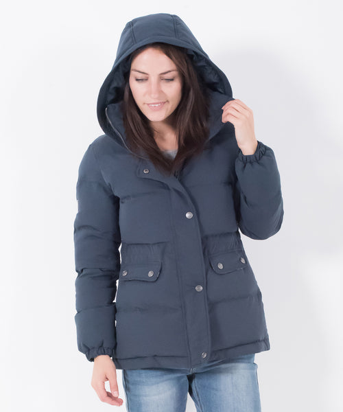 Insulated Jacket Navy