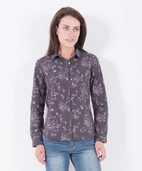 Blossom Shirt Black