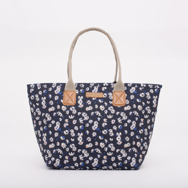 Aster Daisy Tote Bag