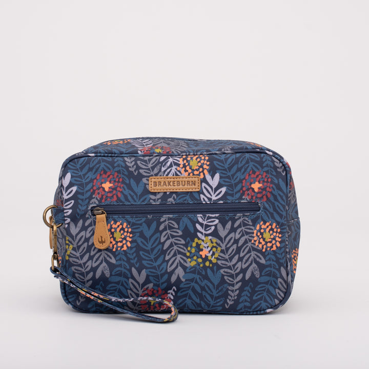 Trailing Leaf Large Wash Bag