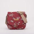 Blossom Saddle Bag