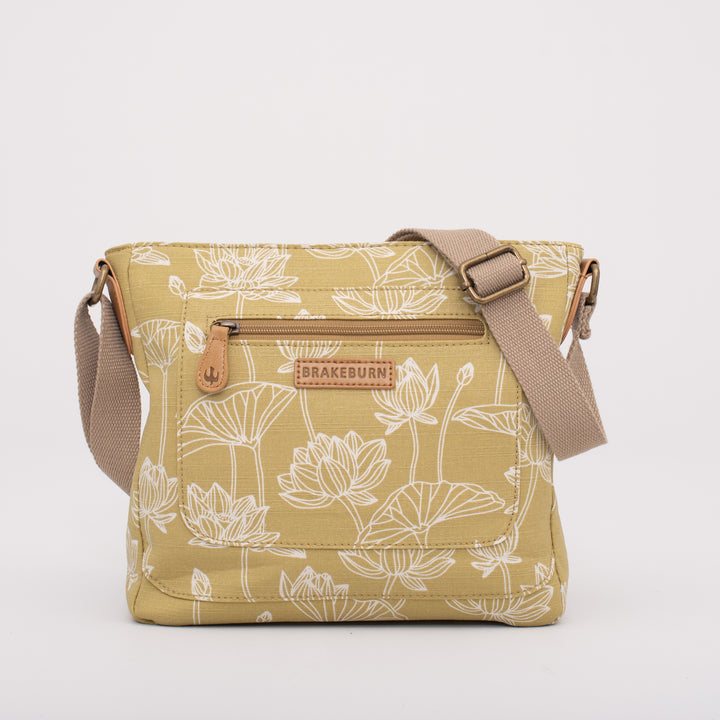 Lotus Cross Body