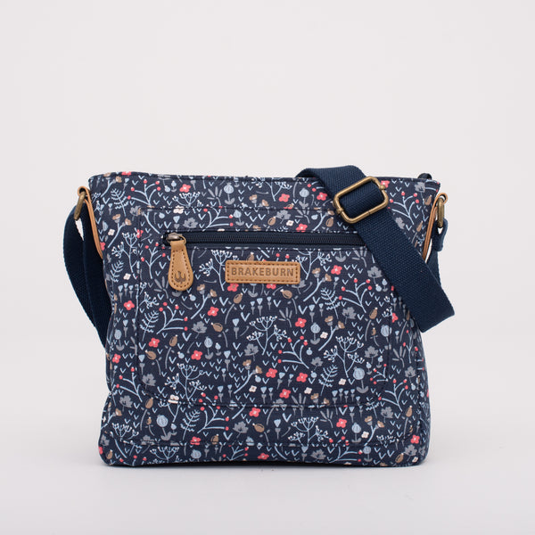 Ditsy Cross Body