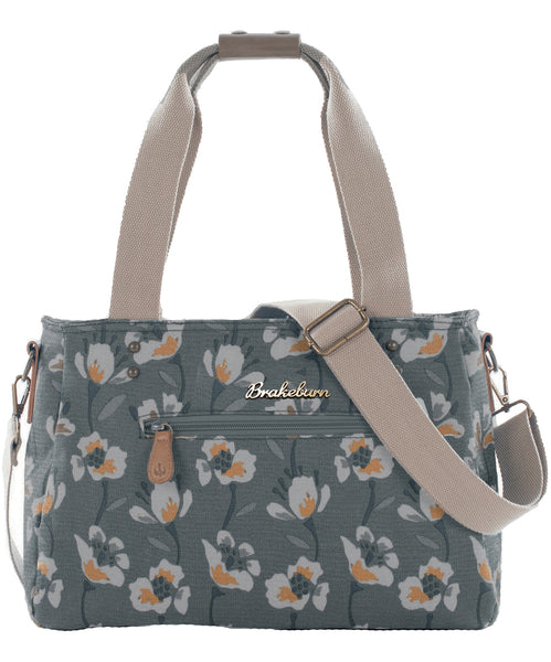 Large Floral Shoulder Bag