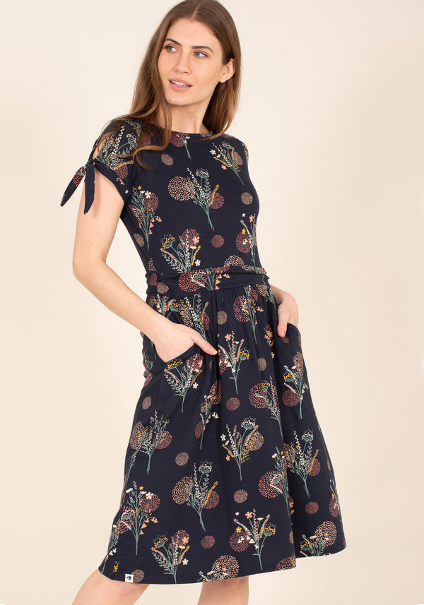 Organic Cotton Meadow Flower Dress