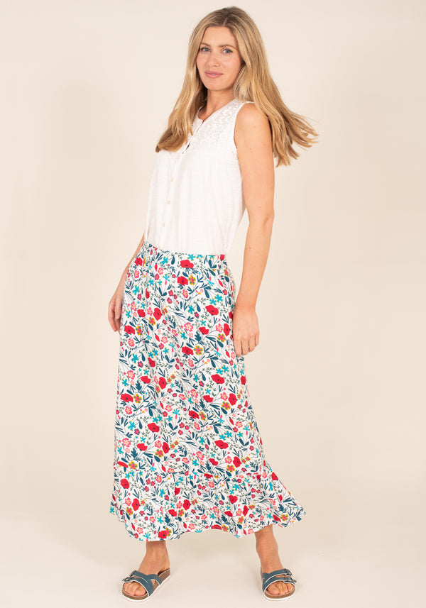 Botanical Midaxi Skirt