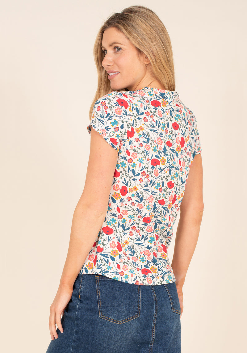 Organic Cotton Botanical Top