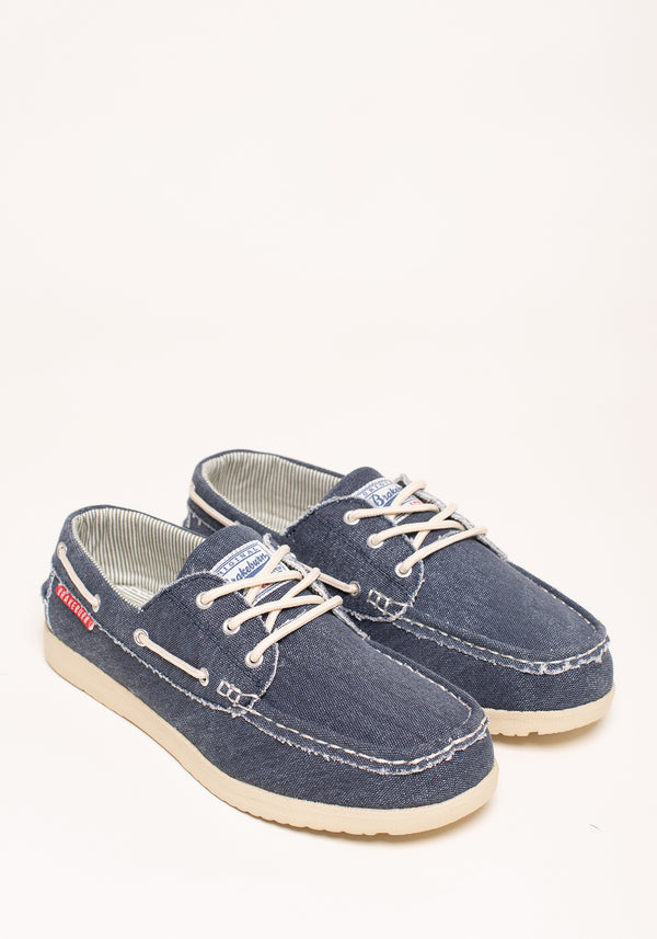 Blue Boat Shoes